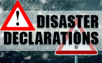 2017 Disaster Declarations