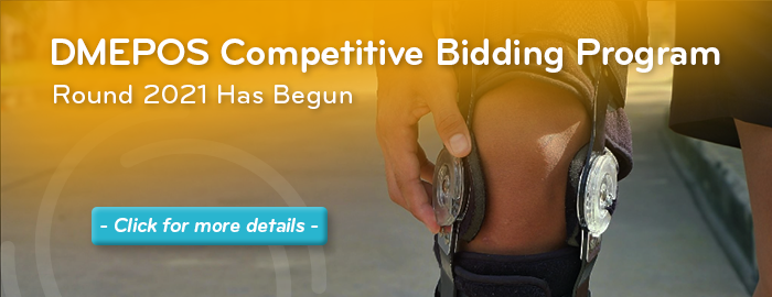 Competitive Bidding Program