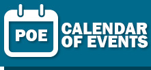 POE Calendar of Events