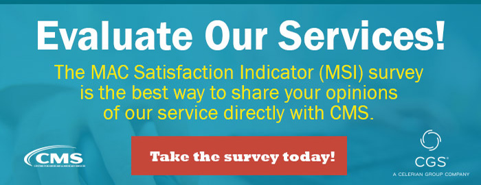 Evaluate Our Services!