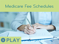 Medicare Fee Schedules