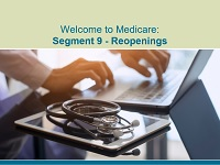 Welcome to Medicare: Segment 9